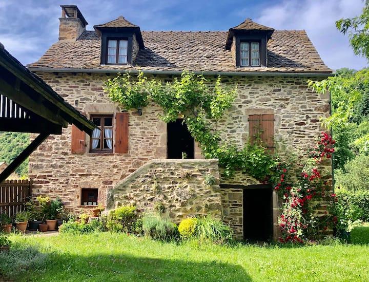 La maison à la campagne de  Juliette .
