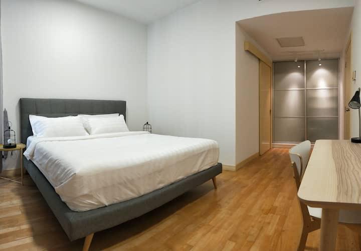 Publika Convenient Cozy Comfy Shopping Condominium