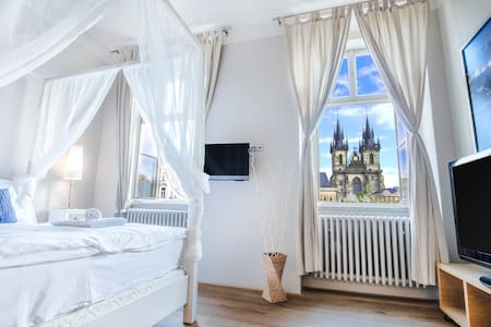 BEST LOCATION AND VIEW!!! PARKING - Prague