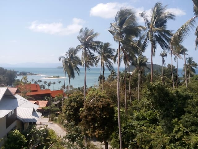 Baan Siam Phangan: 2 Bed House with Sea View
