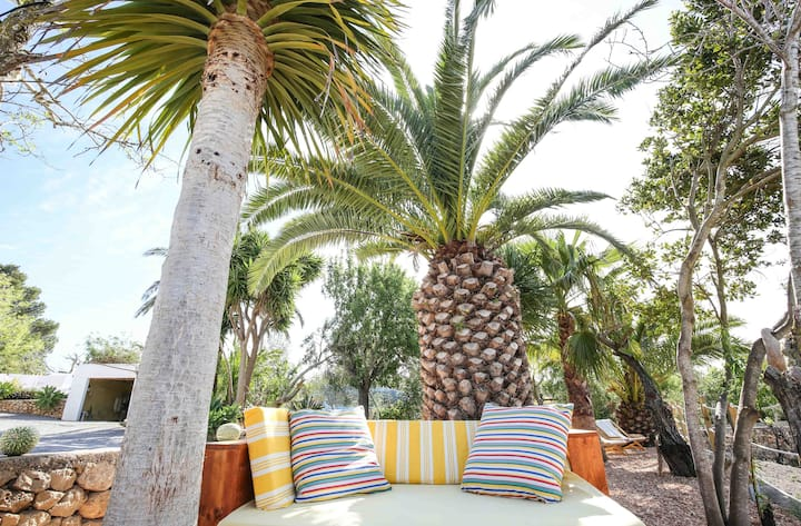 Room in quiet rural Ibiza (Carru)