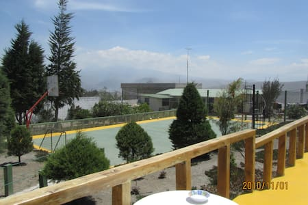 Villa with large spaces and recreational areas - Quito - Gästehaus