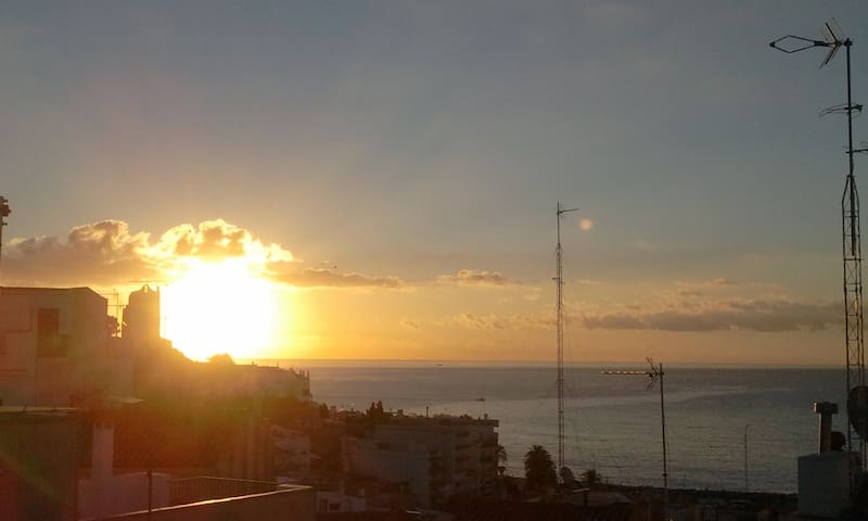 Apartamento playa Sant Pol de Mar (Barcelona)