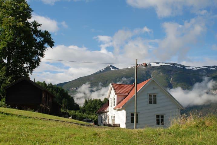 Lensmannsstova