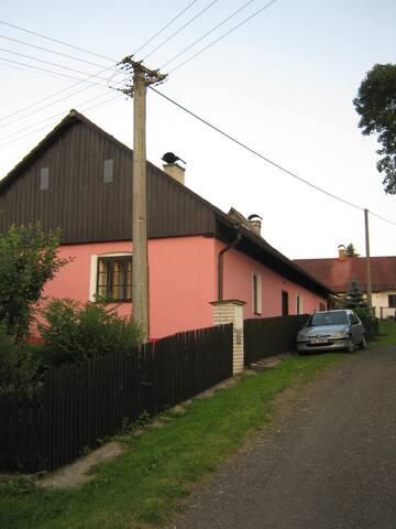 COZY COTTAGE HOUSE - Bohdaneč - Vacation home