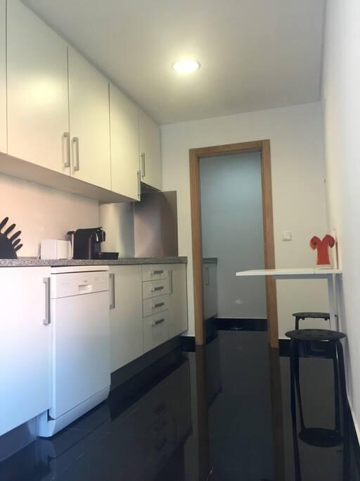 Cozinha. Kitchen