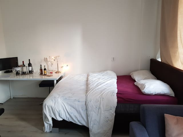 A-Location lovely apartment @ centre Groningen!!