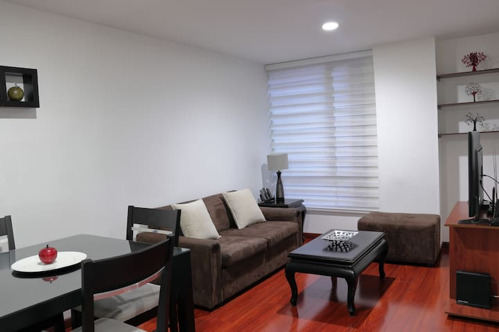 Completely Furnished One Bedroom Apartment