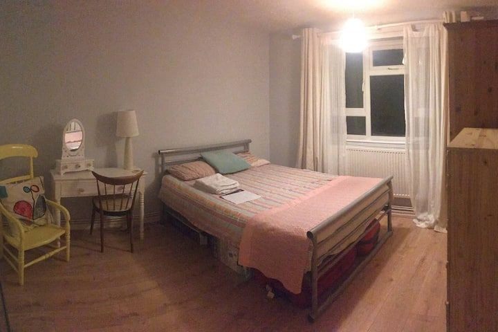 One bed flat. Zone 3. 15 mins to London Bridge