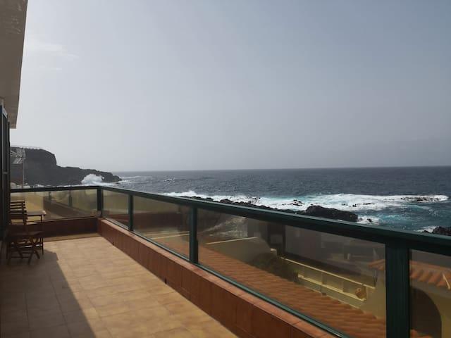 Casa en primera linea de mar, Norte de Tenerife.