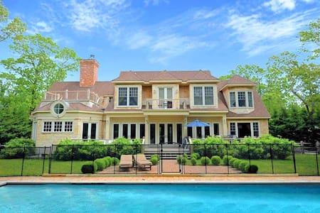 Villa Samantha - Chic Hamptons Home - Sag Harbor - Villa