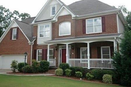 Hidden Lakes - Douglasville - Huis