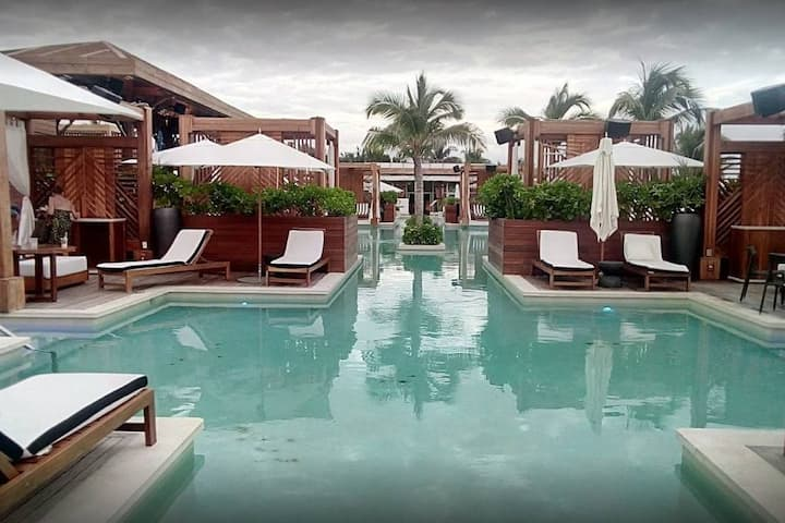 The Mayan Palace: 2Bd/2Bth >>5 Star Golf+Spa @Vida
