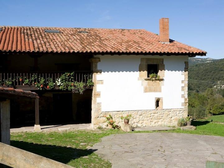 Preciosa casa en un entorno rural impresionante