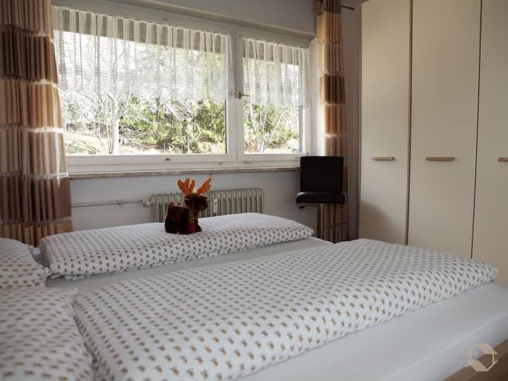 Rosenthal Haus Feldbergblick, (Lenzkirch), 4-Sterne-Ferienwohnung Nr. 24, 45qm, max. 2 Personen
