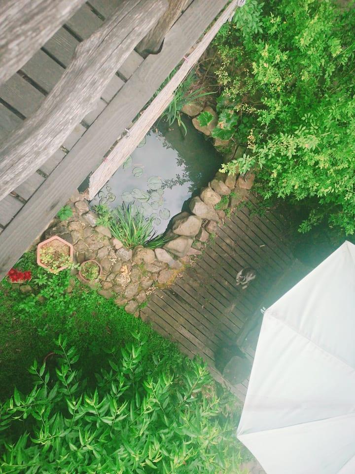 浙江湖州 • 吴兴区 • 妙西镇 • 上堡山居 • 独栋别墅带院子和停车位 • 美式乡村风