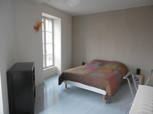 Chambres dans maison de ville - Château-Gontier