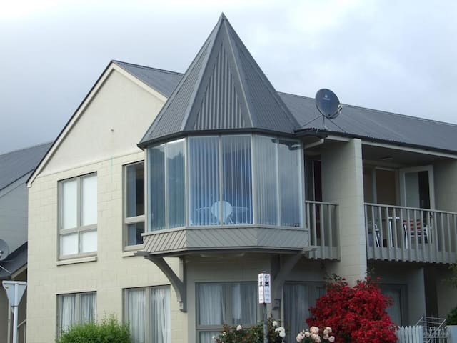 #62 The Turret · Akaroa's Premier Waterfront Apartments -The Turret