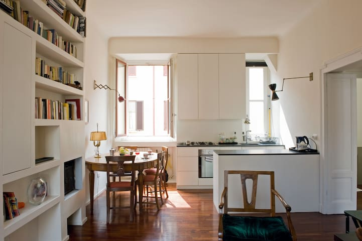 Charming bright central apartment - ISOLA district - Milano - Apartment