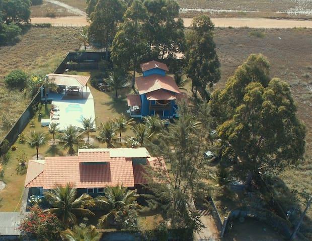 CASA VERDE Mangaba Village Barra Grande BA