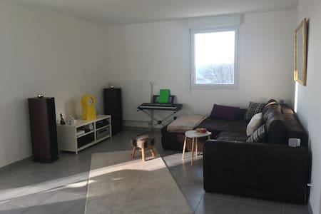 New appartement close to lake - Sciez - Apartemen