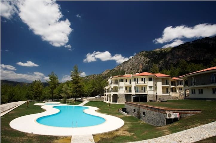 Secret Garden Apartments - Dalaman - Apartamento
