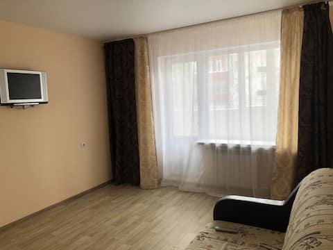 Апартаменты  10мкр