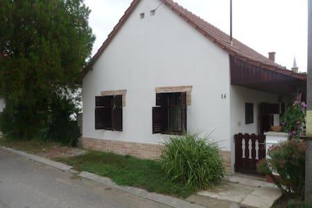 Putyi's house - Hásságy - House