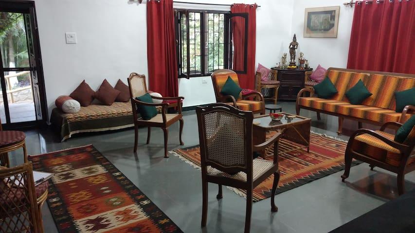 OK FARM BnB - Hyderabad - Dom