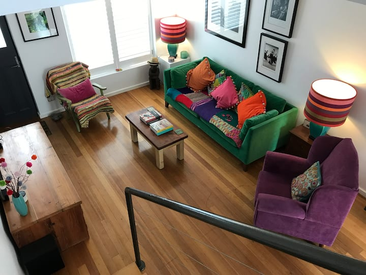 Colourful Darlinghurst Home- In Perfect Location