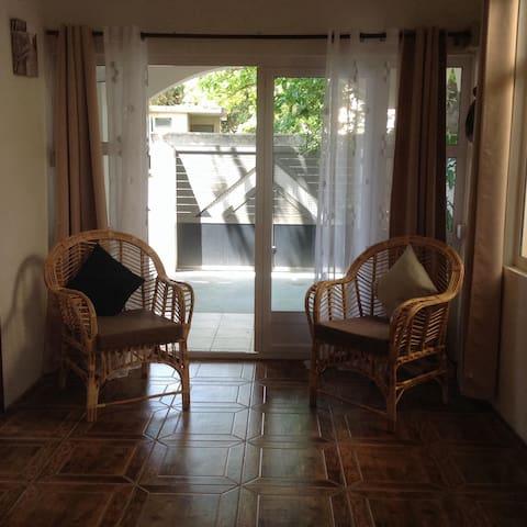 Appartement proche sites touristiques
