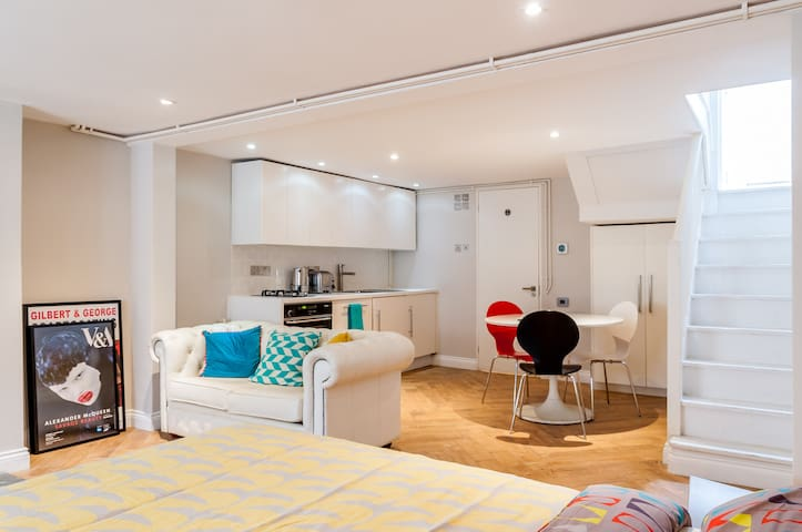 Period Studio Apartment - London - Apartment