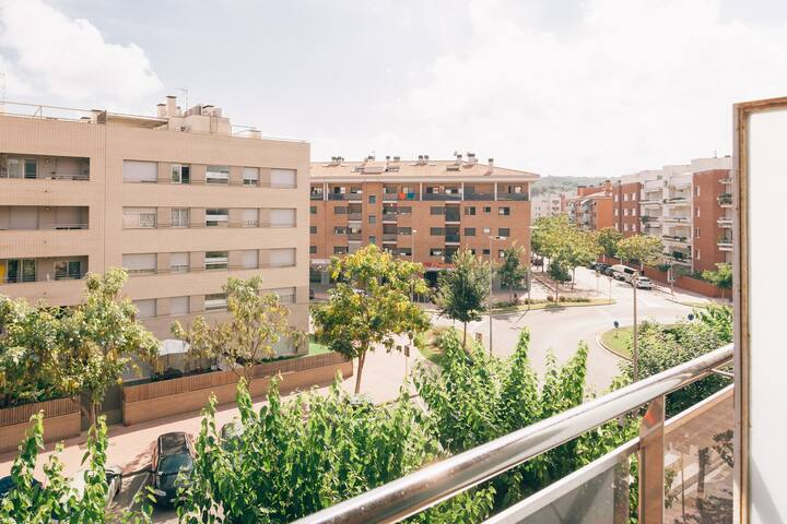 Fantastic 3 bedroom apartment, 300 m to the sea.