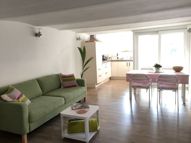 Appartement in carréboerderij - Schimmert - Lägenhet
