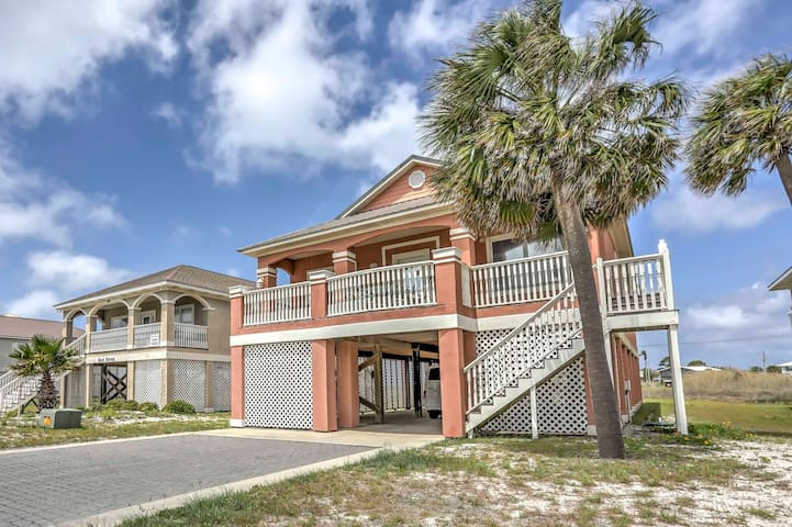 Premium Gulf Shores Home - Walk to Beach!