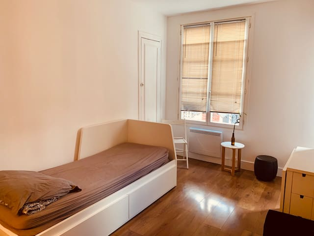 Studio Oberkampf 18m² - Paris 11