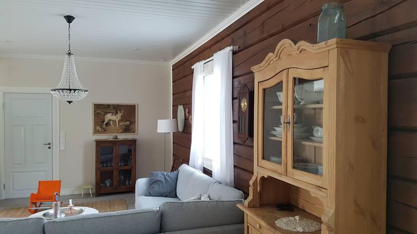 Tupa, livingroom