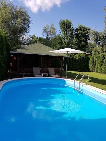 Relaxing house with a pool Novi Sad 358