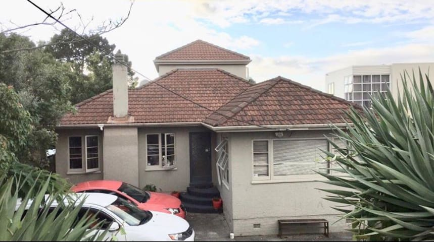 Cozy room in great location in Takapuna