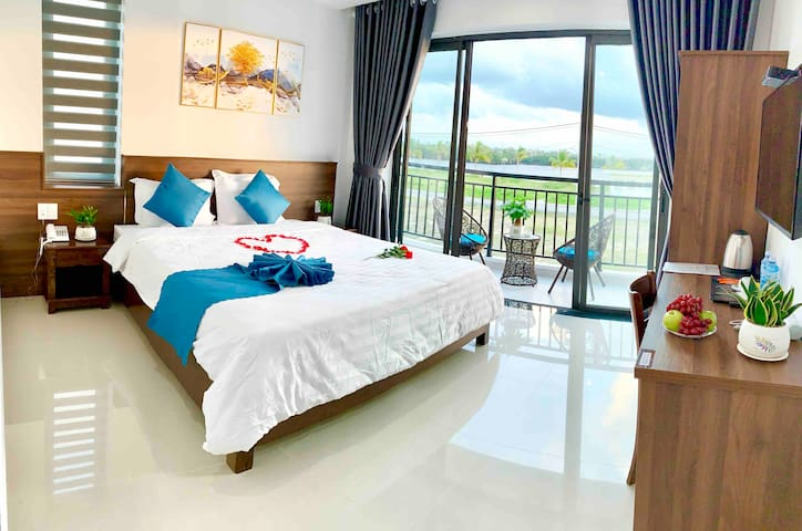 Deluxe Double Room with breakfast ✯ Beach ✯ Pool