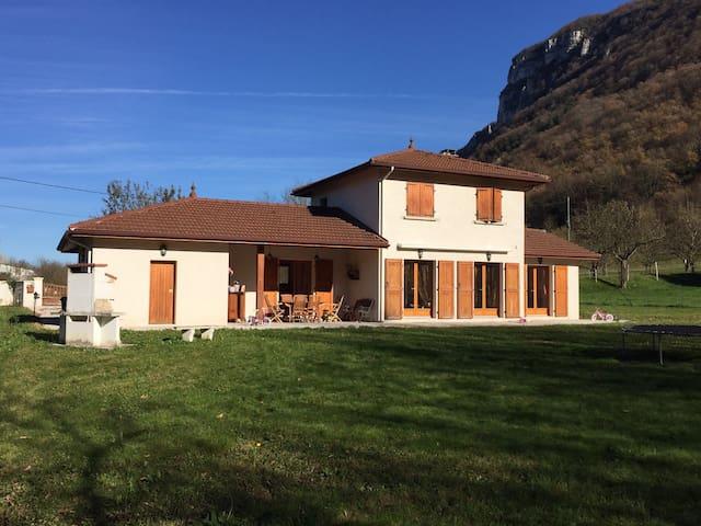 Belle Villa à proximité de Saint Marcellin