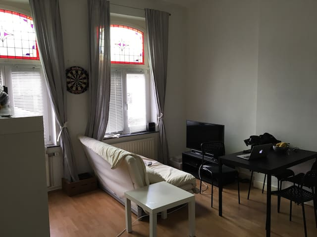 Private studio very close to central station - 馬斯垂克 - 公寓