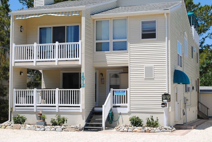 Beach Haven, First Floor Unit, 3rd from the Beach