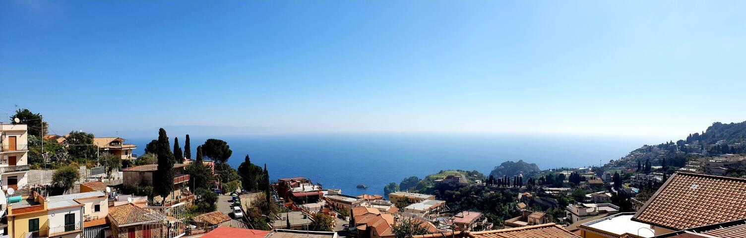 Casa Cloe, Taormina