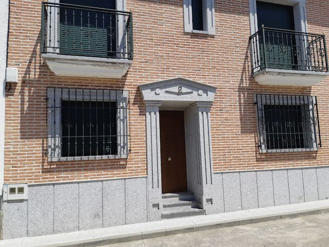 Casa turística en Las Herencias.