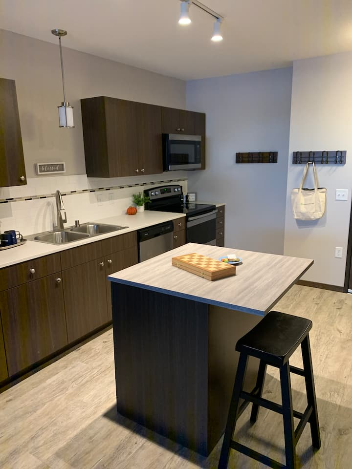 1 bedroom in Lexington MN with heated parking