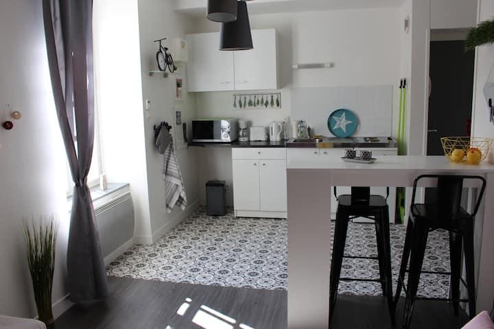 L'Appartement de Malo, Centre Proche Plage
