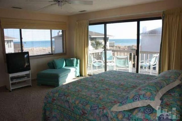 Perfect Beach Vacation Spot! - Wrightsville Beach - House