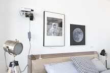 【城宿·高级灰-探月】大投影 天文望眼镜 近金鹰新亚花漾城/简约一居室