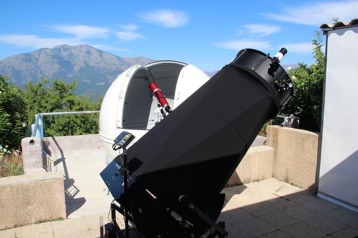 Astronomie Insolite en Corse